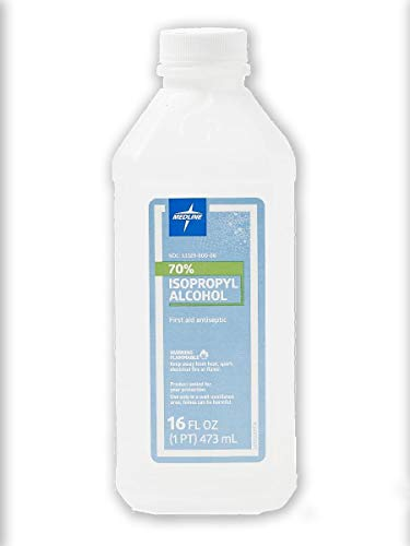 Isopropyl Rubbing Alcohol 16 oz