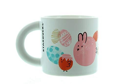 Starbucks Keramik-Kaffeetasse 2020 Ostertag, 325 ml