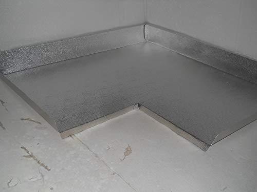 DELPA MOBILI Protezione Alluminio SOTTOLAVELLO su VS. Misure - Medie Dimensioni