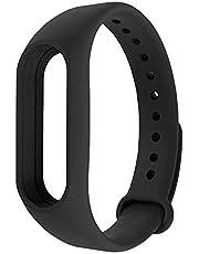 OcioDual Recambio para Pulsera Actividad Xiaomi Mi Band 4 3 Smartwatch Correa Reloj Negro