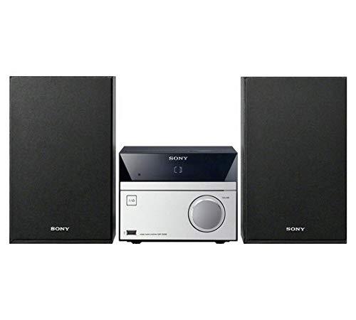 Sony CMT-S20B DAB-Radio/Micro-HiFi-System mit Bluetooth