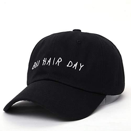 Baseballmütze Kappe Hut Cap Markenhut Bad Hair Day Personalisierte Stickerei Baseballmütze Mode Männer Und Frauen Schatten Hut Großhandel Großhandel