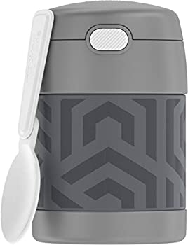 Thermos Funtainer 10-Oz Vacuum Insulated Kids Food Jar with Spoon