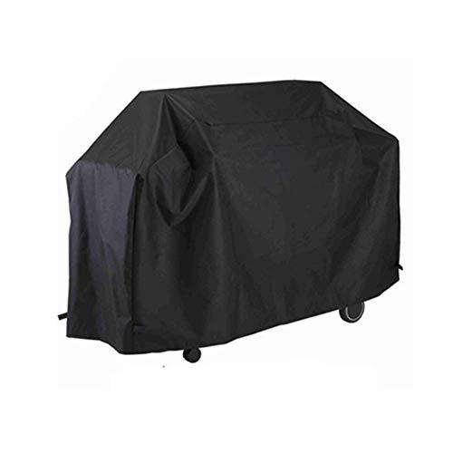 Waterdichte Barbecue Cover, 210D Oxford Barbecue Cover, Barbecue Protector Winddicht/UV/Waterdicht, voor Barbecue Bescherming Tegen Regen Sneeuwstof (145 * 61 * 117cm)