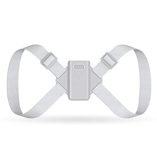 Find Bargain LMBBJ Posture Correction Belt, Smart Sensory Lady and Men's Posture Support, Adjustable...