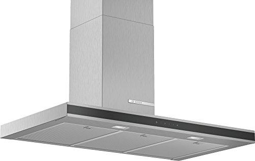 Bosch DWB96FM50 - Campana extractora de pared (acero inoxidable, 90 cm)