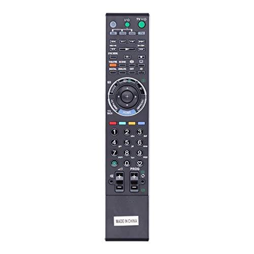 DealMux-1 RM-L1108 control remoto de TV inteligente, bajo consumo de energía, fácil operación, reemplazo de control remoto de TV para Sony LCD LED TV