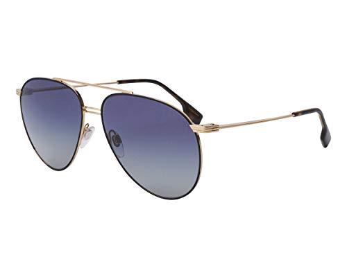 Burberry BE-3108 10174L - Gafas de sol, color dorado, negro y gris