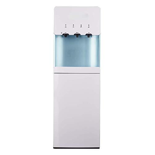 STRAW Auto de Limpiar Las heces de Carga del refrigerador de Agua dispensador de Agua - 3 ajustes de Temperatura - Caliente, fría y de Agua fría (Color : B, Size : Heating Type)