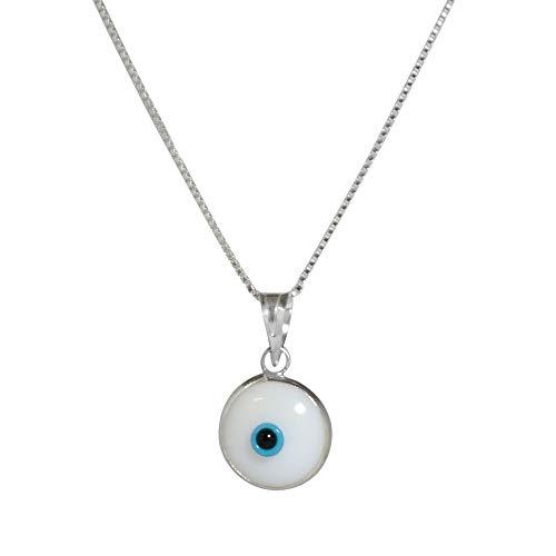 Colgante Contra El Mal De Ojo marca MIZZE Made for Luck Jewelry