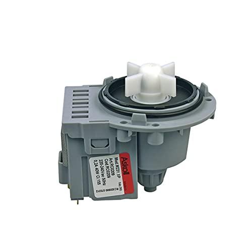 Magntetechnikpumpe UNIVERSAL Wasserpumpe Pumpenmotor Magnetpumpe Waschmaschinenpumpe Ablaufpumpe...