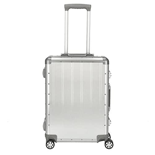 Alumaxx Maleta de Viaje Orbit de Aluminio, con 4 Ruedas...