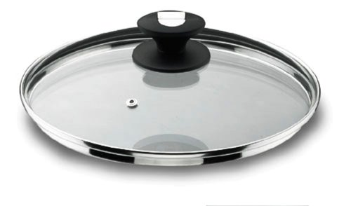 Lacor-71932-GLASS LID WITH STEAM HOLA 32 CM