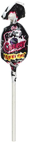 Charms Blow Pop Sucker Lollipops Black Cherry Flavor 48 Count Box