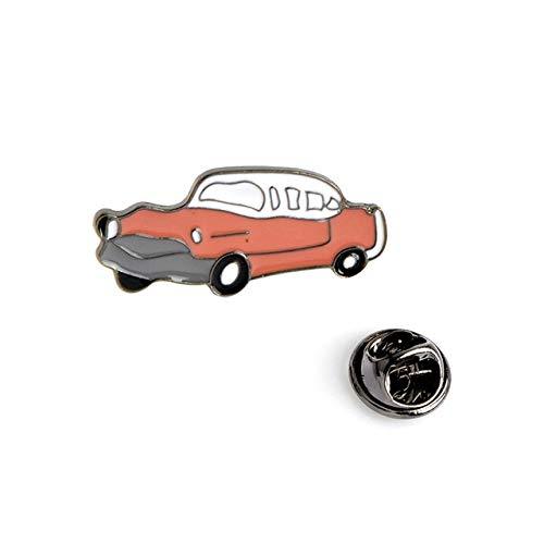 chenlong Sammlung Emaille Pin Cartoon Fahrrad Auto Bus Boot Motorrad Brosche Revers Pin Button Abzeichen Geschenk Oldtimer