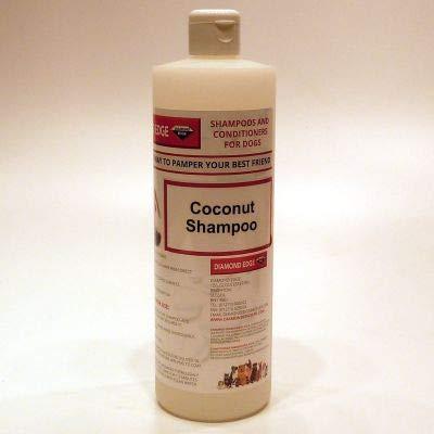 Diamond Edge de noix de coco Shampooing de toilettage, 500 ml
