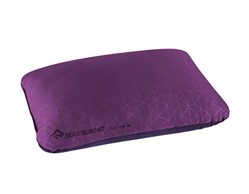 Sea to Summit Foamcore Pillow Large Lila/Violett, Schlafsack, Größe One Size - Farbe Magenta