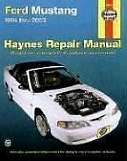 Best 2001 mustang repair manual Reviews