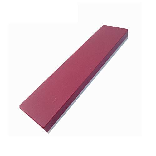 ZHHYMX Whetstone Whetstone # 3000 & # 10000 scheermes slijpsteen robijn Whetstone 100 * 25 * 10mm mes slijper