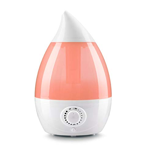 Humidificador, frío ultrasónico casero de la Niebla 1.6L, Conveniente para el Dormitorio/la Sala de Estar/el bebé con el Mejor humectador del Aire (Color : B)