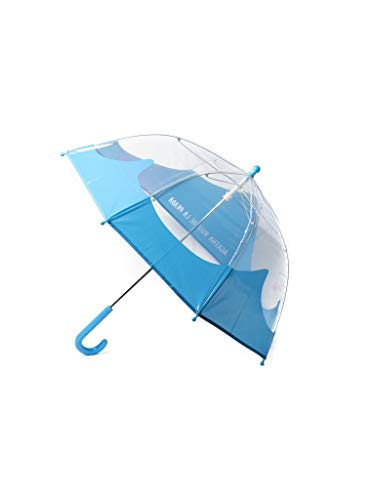 Paraguas Infantil Agatha Ruiz de la Prada Azul Nube Transparente