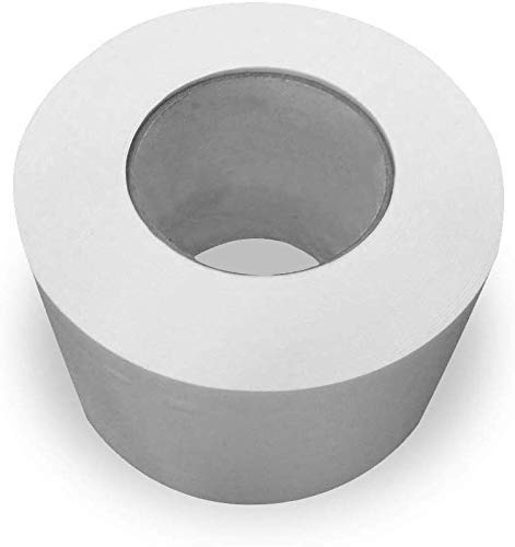 Vapor Barrier Tape, Moisture Barrier Seam and Seal Tape for Crawl Space Encapsulations or Marine Use, Waterproof 9 Mil Poly Tape (4