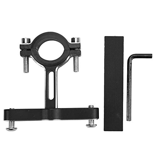 Adaptador de soporte de botella de agua para bicicleta, adaptador de soporte de portabotellas para bicicleta, manillar de bicicleta, poste de asiento, convertidor de botella, 21-31,8 mm / 0,8-1,3 pulg