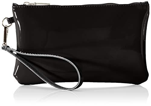 O bag Pochette, Accessori da Viaggio-Portafogli Donna, Nero, Unica