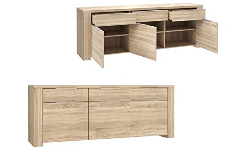 Furniture24 Kommode Sideboard CALPE CLPK26