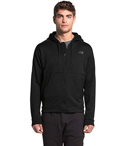 The North Face Men's Man's Best Full Zip Hoodie, TNF Black, L