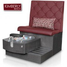 Read About Gulfstream Kimberly Single Pedicure Chair