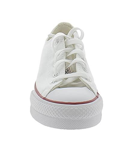 Converse Chuck Taylor All Stars EVA Junior White Trainers-UK 2 / EU 34