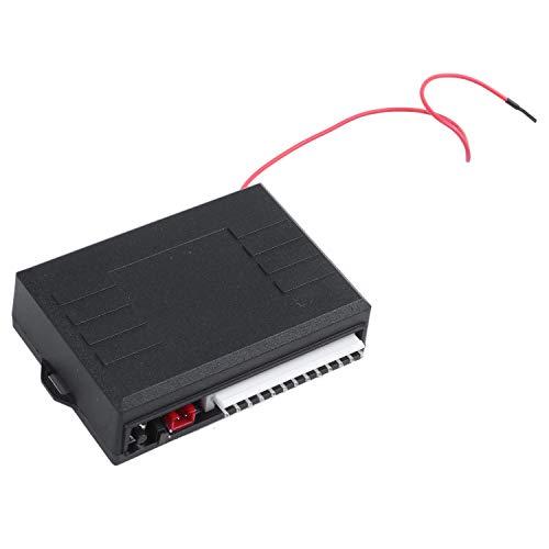 TOOGOO Universel Systemes d'alarme de voiture Kit central a distance automatique Serrure de porte sans cle Systeme d'entree Verrouillage central avec telecommande