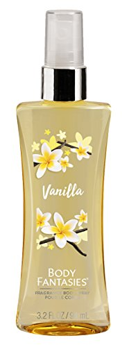 Body Fantasies Body fantasies vanilla parfum body spray 94 ml