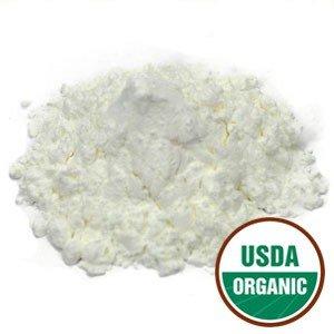 Organic Cornstarch Powder 1 Lb  453 G  - Starwest Botanicals