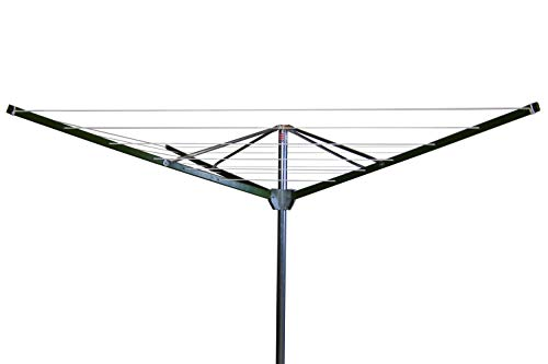 DS9 Sunshine Clothesline Outdoor Umbrella Shape Clothes...