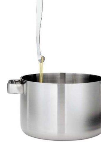 mono Pott AL DENT Spaghetti-Tester, Edelstahl, 21cm