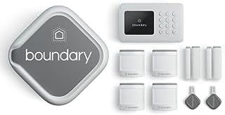 Sponsored Ad – Boundary Smart Home Alarm Bundle, 6 months free subscription, Z-wave Wireless, Wifi (Small Bundle)