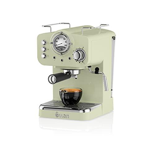 Swan SK22110GN Cafetera Espresso