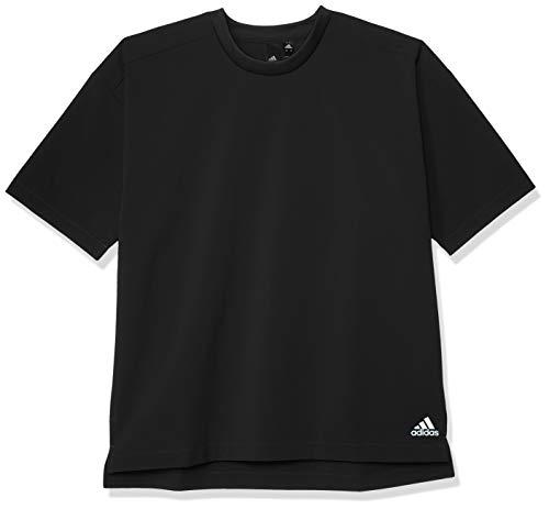 [アディダス] トレーニングウェア M TEC シアサッカー Tシャツ(GUN94) メンズ ブラック(FM5402) 日本 J/S (...