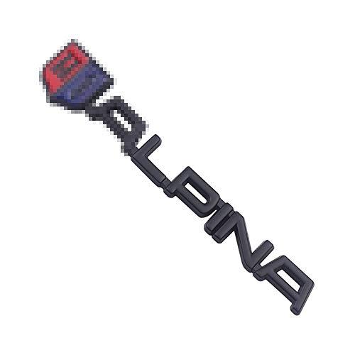 BANIKOP 3D Aufkleber Emblem Refit Abzeichen Metall AufkleberAuto Styling | Auto Aufkleber, Für BMW Alpina M M3 M5 M6 X1 X3 X5 X6 E46 E39 E60 E90 E36