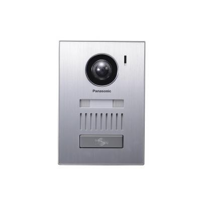 Panasonic VL-V554UEX Metálico Portero automático - Telefonillo (118 mm, 16,5 mm, 169 mm, 345 g, Metálico)