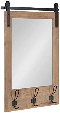 Top 10 Best entryway mirror with hooks Reviews