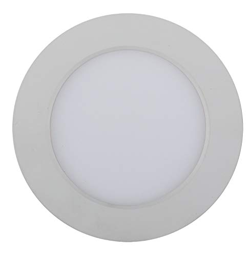 Heitronic Deckenleuchte LED PANEL 6W WEISS KALLISTO Weiss | 23157