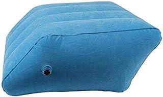 ODIN- Neck Pillow - Inflatable Pillow Foot Rest Portable Travel Car Leg Pillow Raiser Pillow Cushion Air Pump Sleeping Eld...