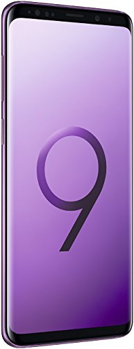 Samsung Galaxy S9+ Smartphone (6,2 Zoll Touch-Display, 64GB interner Speicher, Android, Dual SIM) Lilac Purple - Internationale Versionen