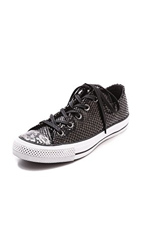 Converse Chuck Taylor All Star Leather OX - 132174/Black - Unisex