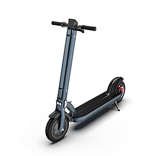 BANGNA Wheel Scooter Patinete eléctrico Patinete Urbano de Grandes Ruedas de 8.5...