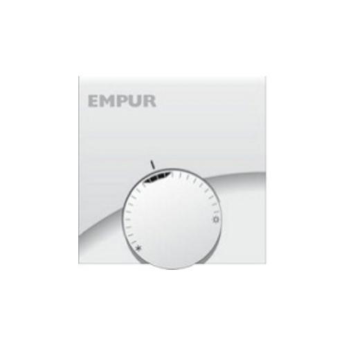 Buderus/Empur Raumthermostat Objekt für Fußbodenheizung