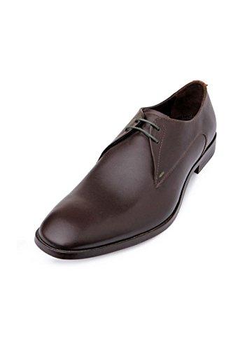 Paul Smith PS Herren Schuhe Schnürschuh HALE T Moro Florida, Farbe: Dunkelbraun, Größe: 43